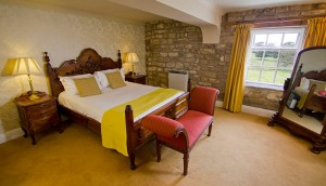 Pride-Travel-Lancaster-England-Thurnham-Hall-resort-bedroom