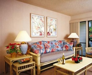 Pride-Travel-condo-Kona-Big-Island-Hawaii-Sea-Village-resort-interior